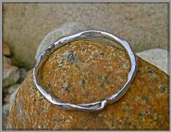 sterling silver custom cockring 3
